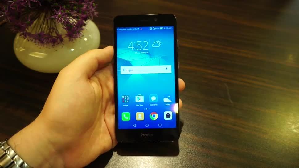 Smartphone, Android, Huawei, Hands-On, Hands on, tblt, Daniil Matzkuhn, Honor 5C