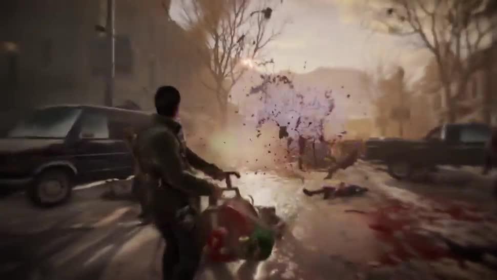 Microsoft, Trailer, Xbox, Xbox One, E3, actionspiel, Microsoft Xbox One, Capcom, E3 2016, Dead Rising, Dead Rising 4