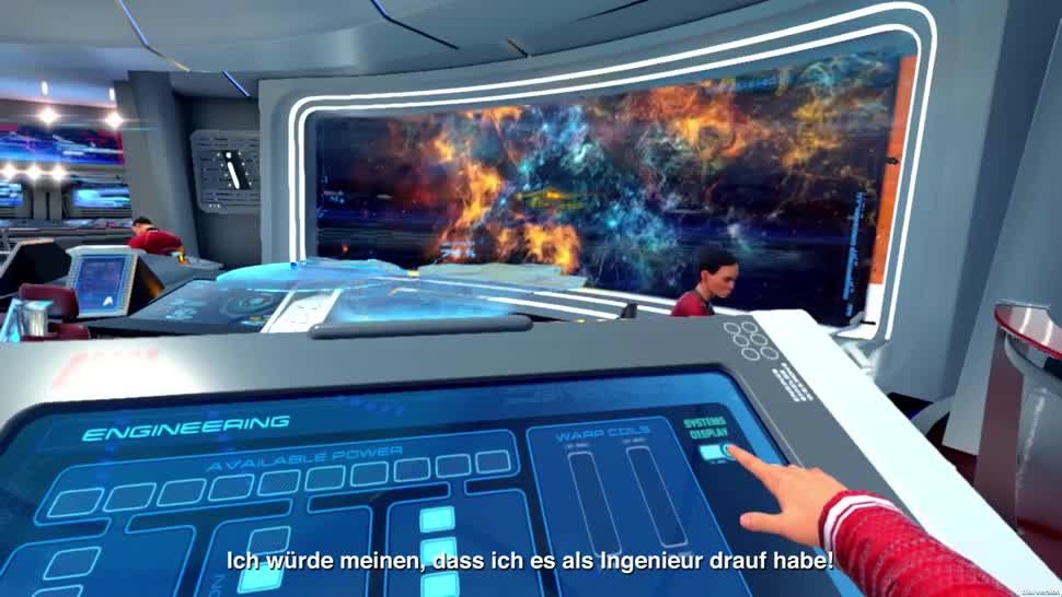 Trailer, E3, Ubisoft, Virtual Reality, VR, Oculus Rift, Star Trek, VR-Headset, E3 2016, HTC Vive, PlayStation VR, virtuell, Star Trek: Bridge Crew