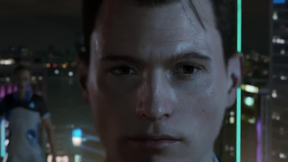 Trailer, Sony, PlayStation 4, Playstation, E3, PS4, Sony PlayStation 4, Sony PS4, E3 2016, Quantic Dreams, Detroit: Become Human