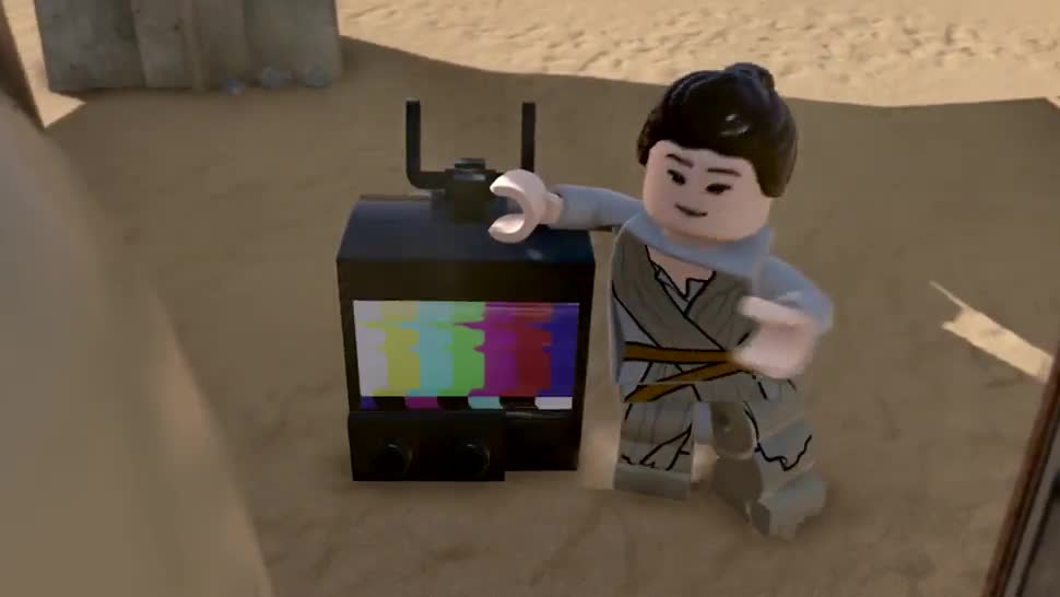 Trailer, Sony, E3, Star Wars, Warner Bros., Disney, Lego, E3 2016, Das Erwachen der Macht, lego star wars, LEGO Star Wars: Das Erwachen der Macht