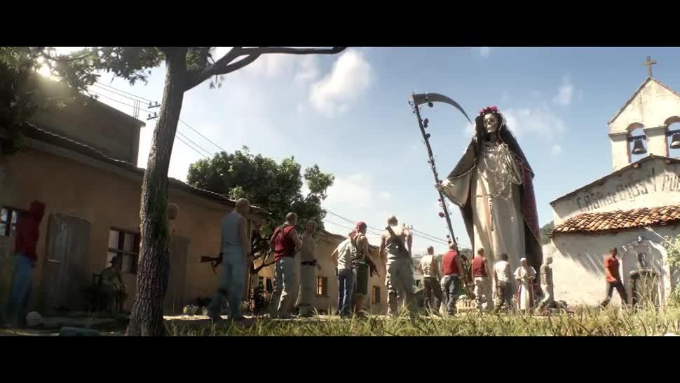 Trailer, E3, Ubisoft, actionspiel, E3 2016, Tom Clancy, Ghost Recon, Wildlands