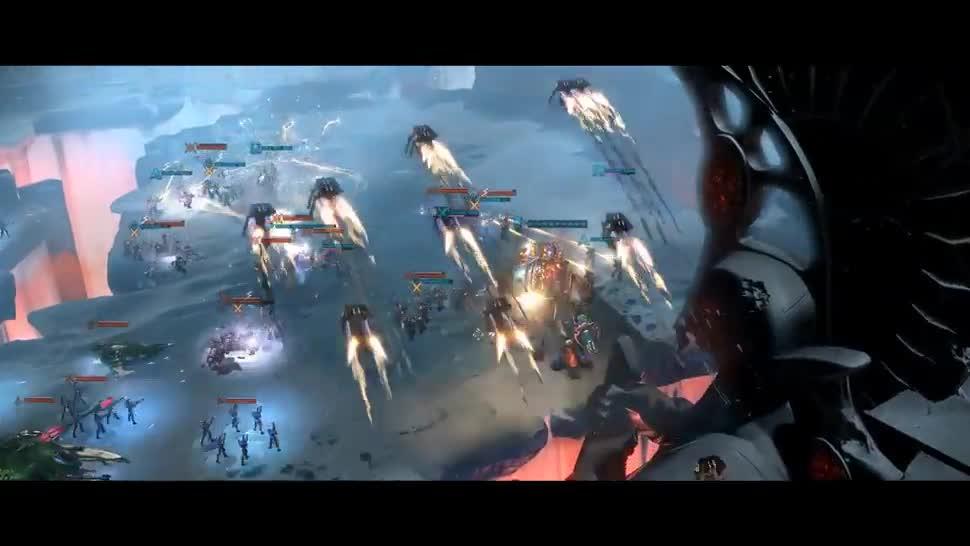 Trailer, E3, Strategiespiel, SEGA, E3 2016, Warhammer 40k, Warhammer, Dawn of War III, Dawn of War 3