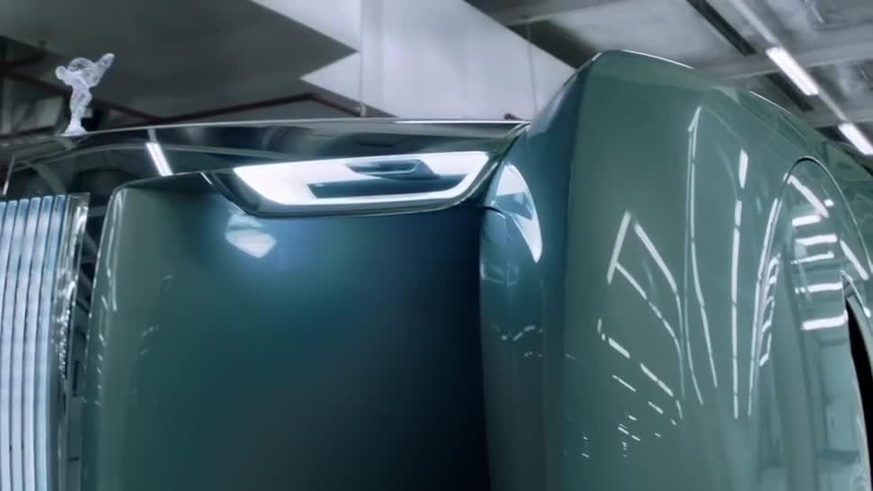 Selbstfahrendes Auto, Autonomes Auto, Luxus, fahren, Rolls-Royce