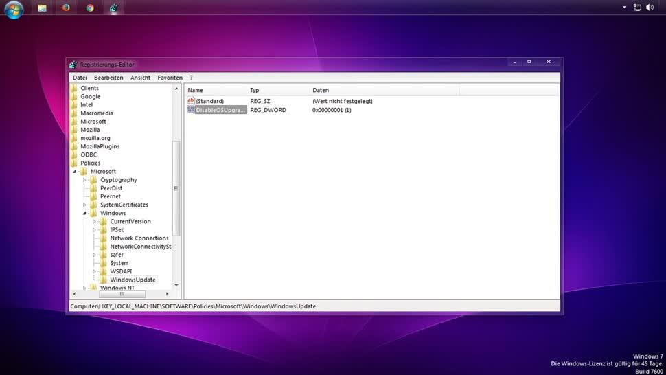 Microsoft, Betriebssystem, Windows 10, Windows 7, Zwangsupdate