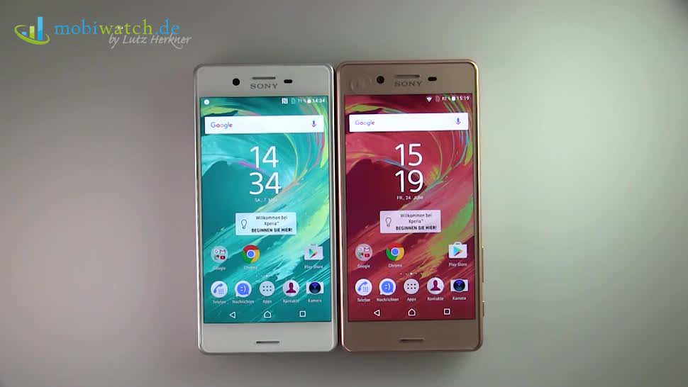 Smartphone, Android, Sony, Lutz Herkner, Xperia, Sony Xperia, Xperia X, Sony Xperia X, Sony Xperia X Performance, Xperia X Performance