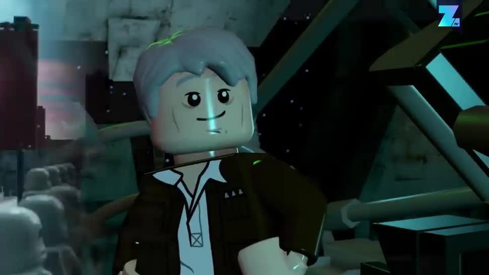 Trailer, Zoomin, Star Wars, Warner Bros., Disney, Lego, Lucasfilm, Das Erwachen der Macht, lego star wars, LEGO Star Wars: Das Erwachen der Macht