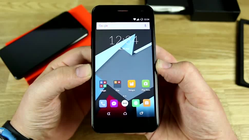 Smartphone, Android, Lte, Test, Quadcore, Hands-On, Hands on, Review, Hd, Android 6.0, Marshmallow, Mediatek, Cyanogen, ARM Cortex-A53, Wileyfox, 1280x720, Spark, MT6735, Wileyfox Spark, Wileyfox Spark+, Wileyfox Spark x, Cyanogen OS 13.0, Hands-In, IPS-Display