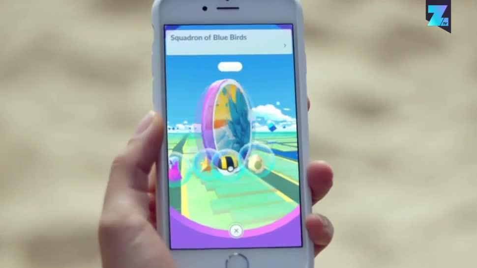 Android, iOS, Zoomin, Pokemon, Pokemon Go, Mobile Gaming, Mobile Games