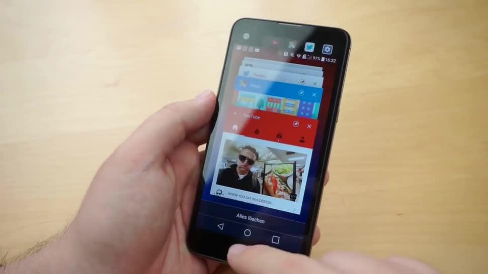Smartphone, Android, LG, Daniil Matzkuhn, tblt, LG X screen, X Screen