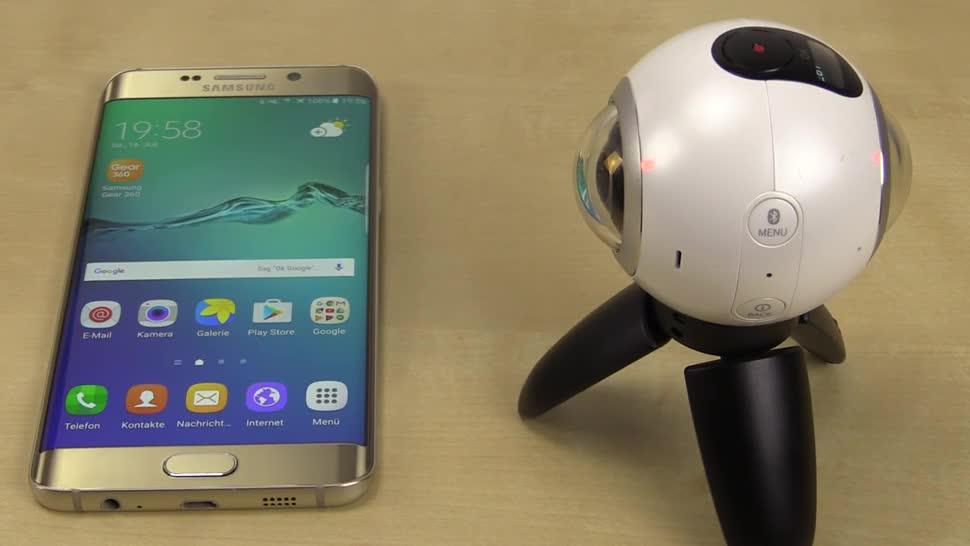 Test, Kamera, Review, NewGadgets, 360 Grad, 360 Grad Kamera, Samsung Gear, Gear 360, Samsung Gear 360 Kamera, Samsung Gear 360