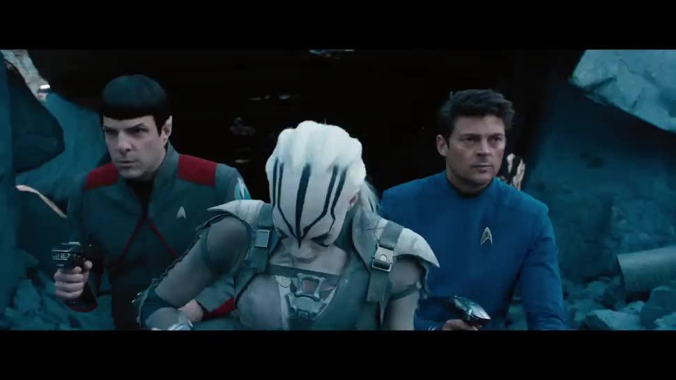 Trailer, Kinofilm, Kino, Star Trek, Paramount Pictures, Paramount, Star Trek Beyond