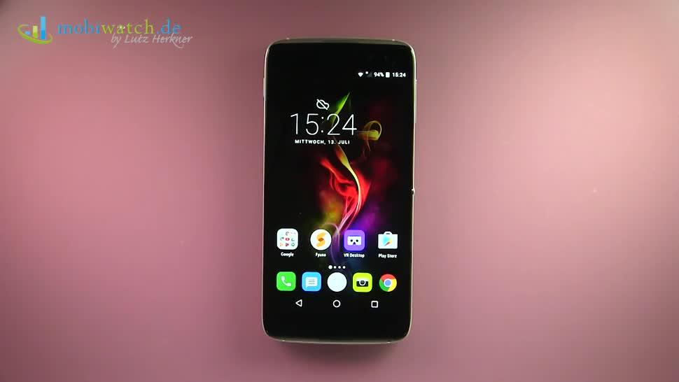 Smartphone, Android, Lutz Herkner, Alcatel, Idol 4S