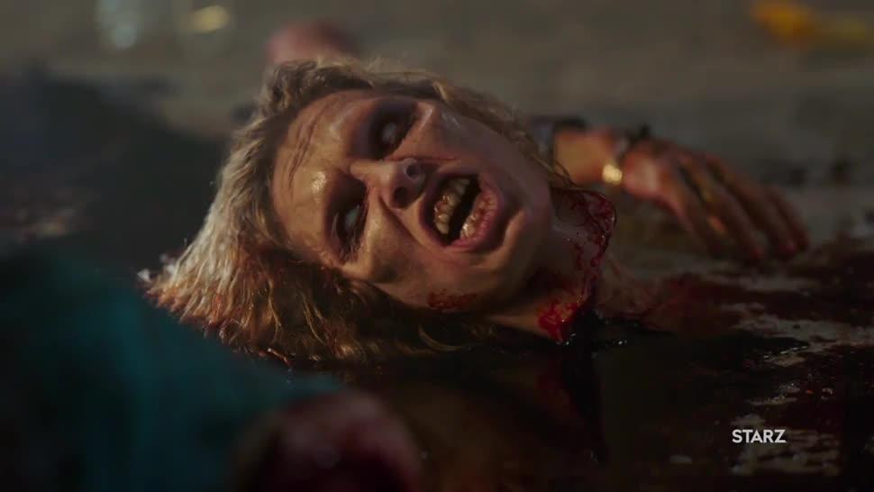 Trailer, TV-Serie, Horror, starz, Ash vs Evil Dead