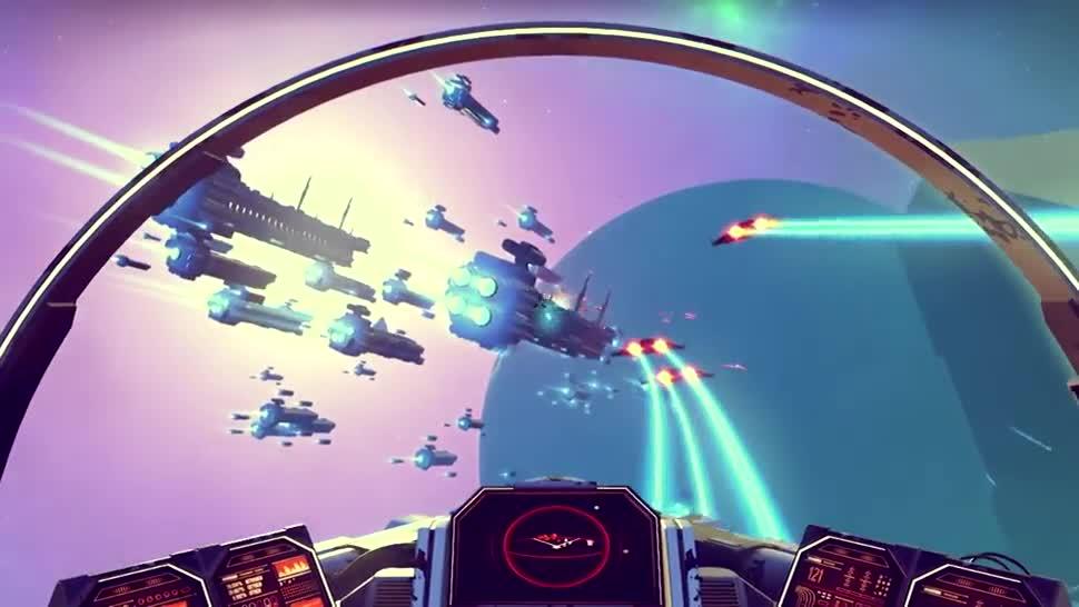 Trailer, Sony, No Man's Sky, Hello Games