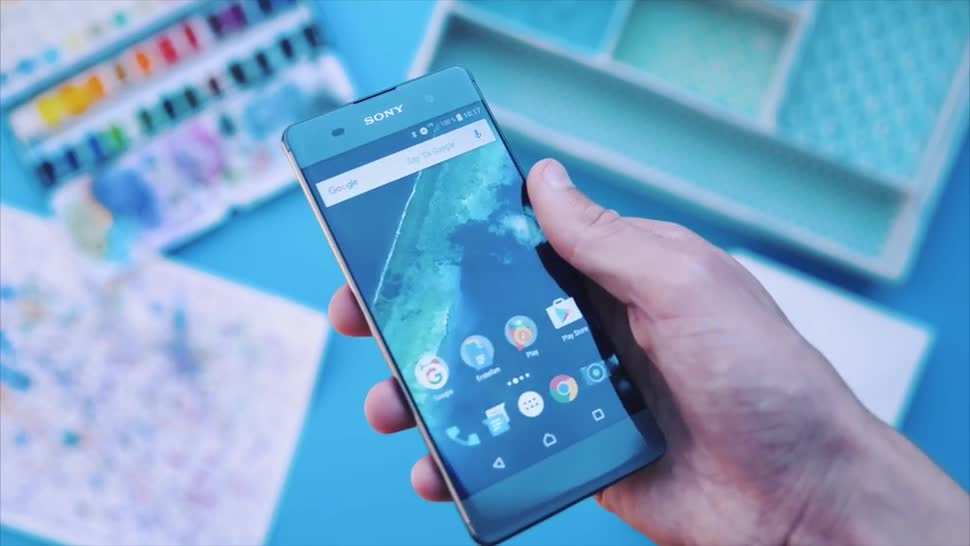 Smartphone, Android, Sony, Test, Xperia, Sony Xperia, Xperia XA, Sony Xperia XA, Jonas Kaniuth, TechnikFreundYT