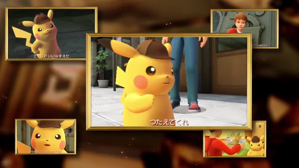 Nintendo, Pokemon, Nintendo 3ds, 3ds, Meitantei Pikachu: Shin Combi Tanjou, Meitantei Pikachu, Shin Combi Tanjou