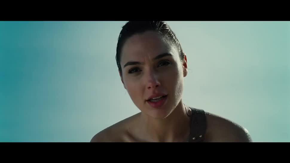 Trailer, Kinofilm, Warner Bros., Comic-Con, San Diego ComicCon, SDCC, DC Comics, Wonder Woman, SDCC 2016