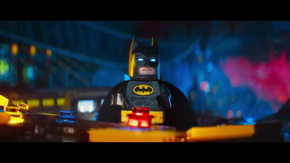 Trailer, Warner Bros., Batman, Lego, Comic-Con, San Diego ComicCon, SDCC, LEGO Batman, SDCC 2016, The LEGO Batman Movie