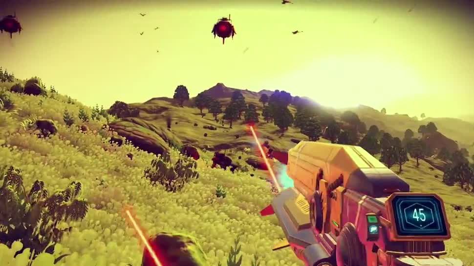 Trailer, Sony, Simulation, No Man's Sky, Hello Games