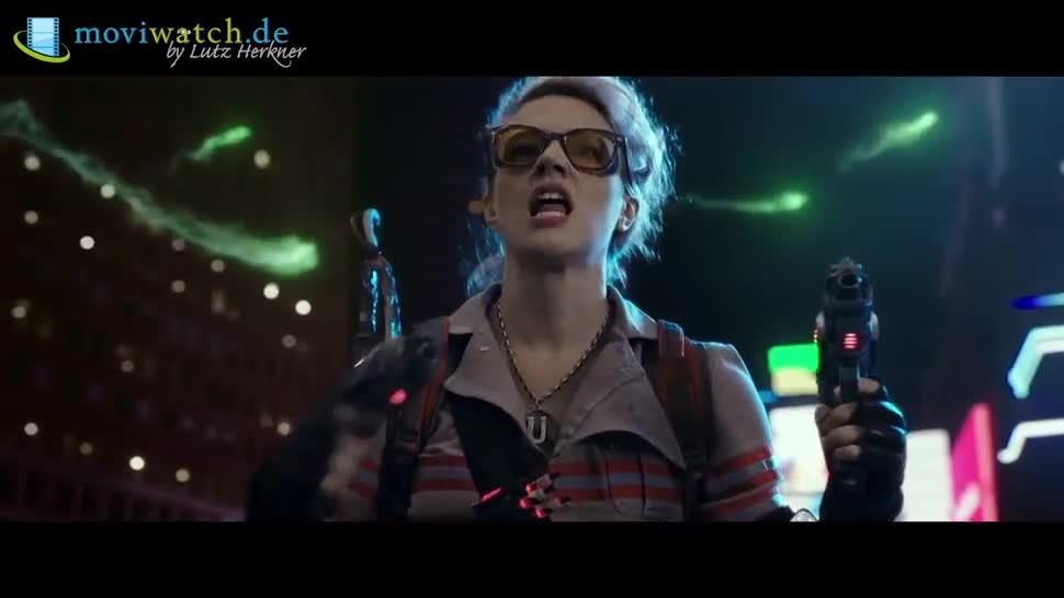 Kinofilm, Lutz Herkner, Sony Pictures, Filmkritik, Ghostbusters