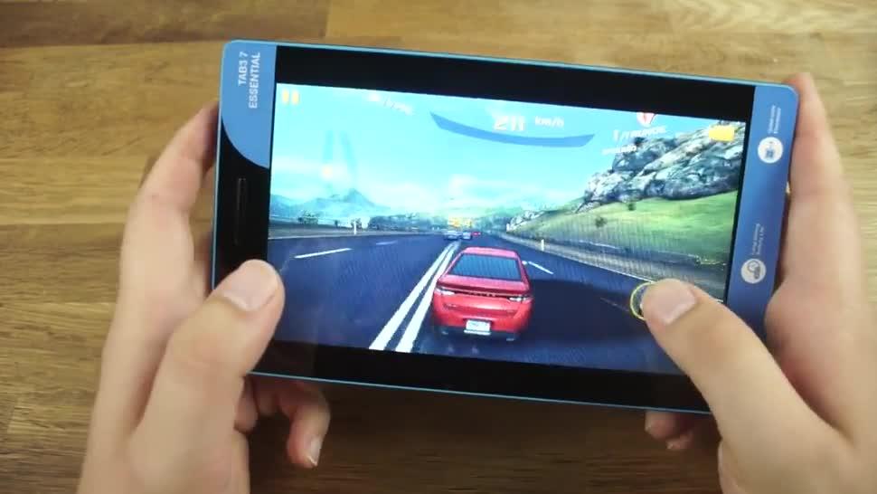 Android, Tablet, Spiele, Test, Lenovo, Andrzej Tokarski, Tabletblog, Benchmarks, Lenovo Tab3 7 Essential, Tab3 7 Essential, Lenovo Tab3
