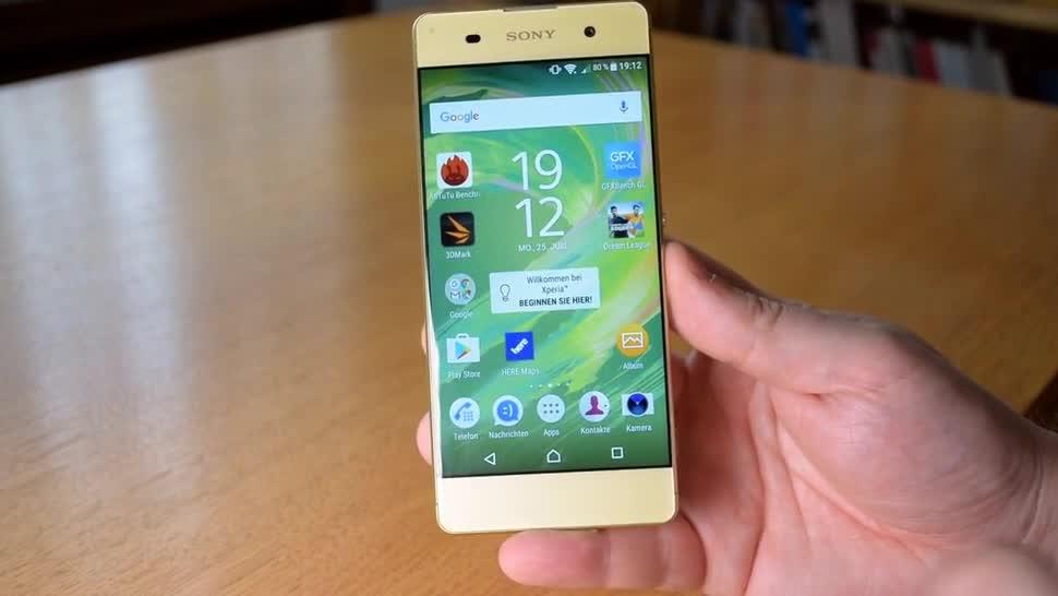 Smartphone, Android, Sony, ValueTech, Xperia XA