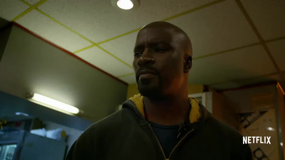 Trailer, Netflix, Serie, Marvel, Superheld, Luke Cage
