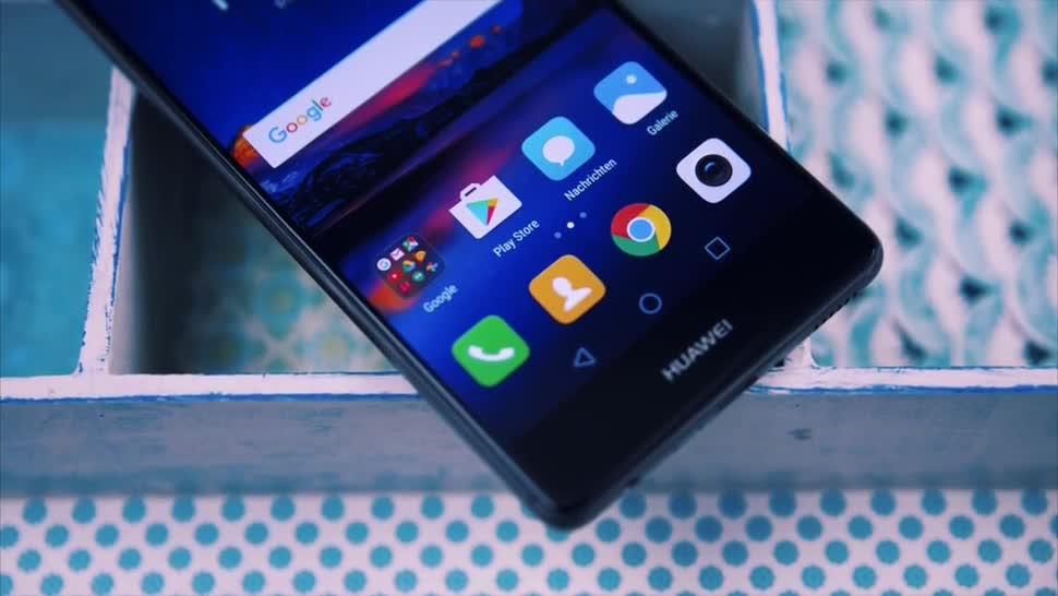 Smartphone, Android, Huawei, Test, Leica, Huawei P9, P9, Jonas Kaniuth, TechnikFreundYT, Emotion UI