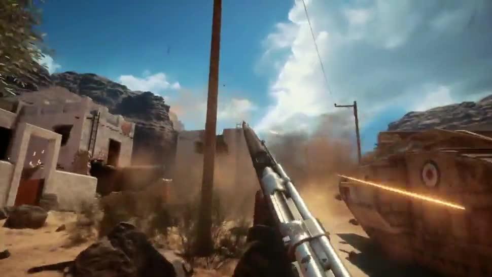 Trailer, Electronic Arts, Ego-Shooter, Ea, Gamescom, Battlefield, Dice, Gamescom 2016, Battlefield 1