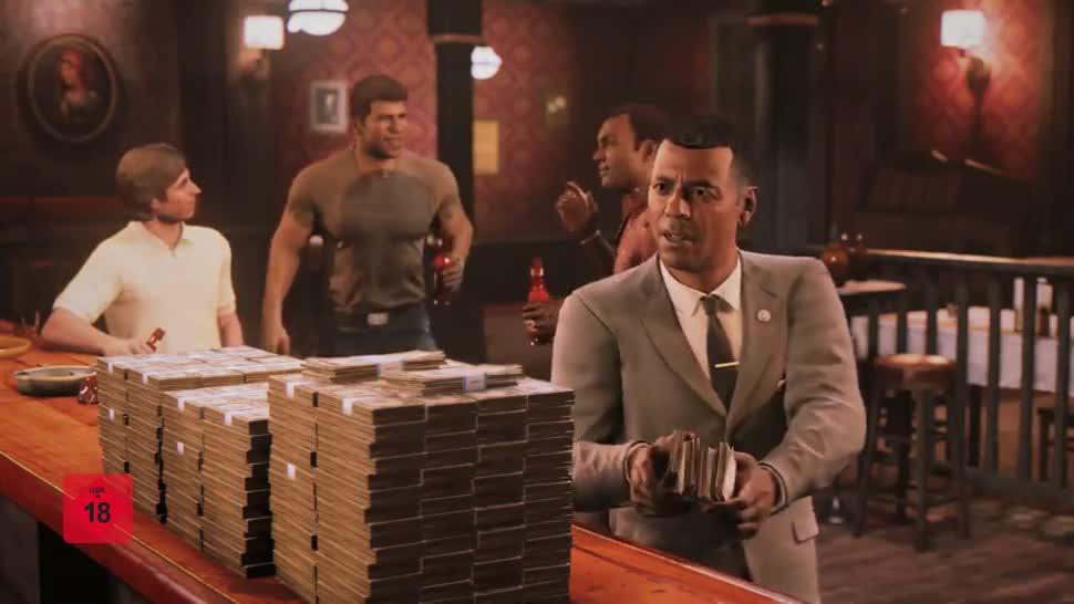 Trailer, Gamescom, 2K Games, Gamescom 2016, Mafia, Mafia 3, Mafia III