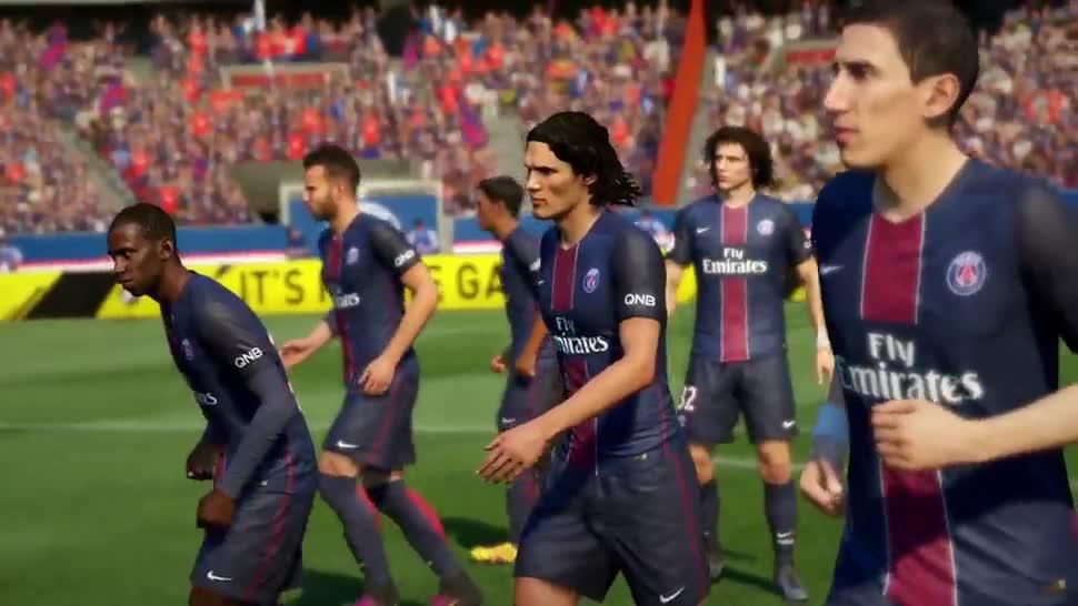 Trailer, Electronic Arts, Ea, Gamescom, Fußball, EA Sports, Fifa, Gamescom 2016, Fifa 17