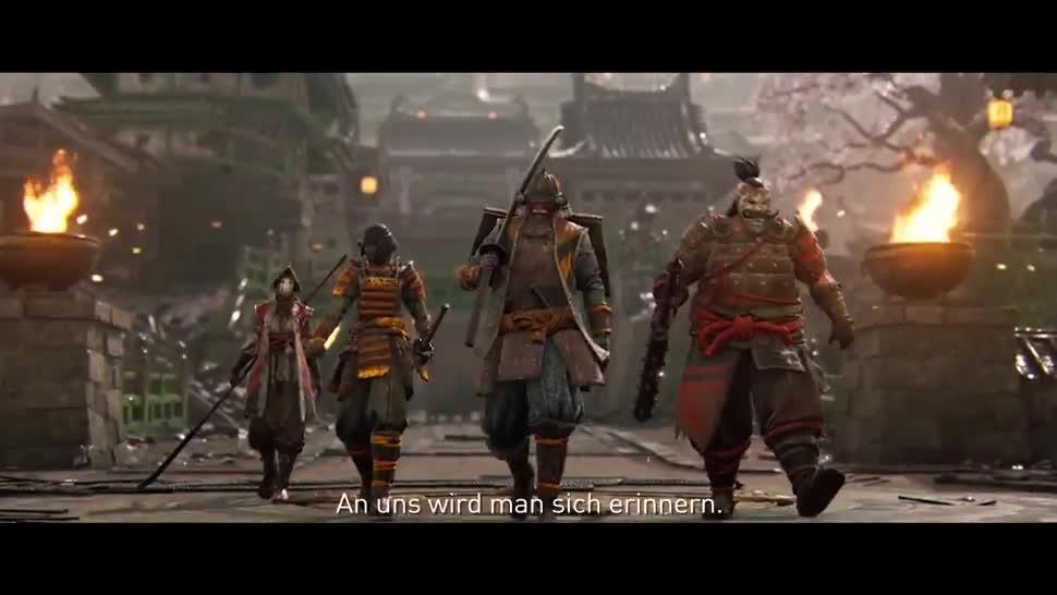 Trailer, Ubisoft, Gamescom, actionspiel, Gamescom 2016, For Honor