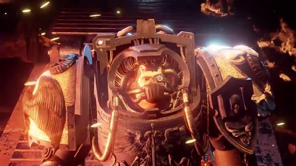 Trailer, Gamescom, Focus Interactive, Gamescom 2016, Warhammer, Games Workshop, Space Hulk, Space Hulk: Deathwing, Deathwing