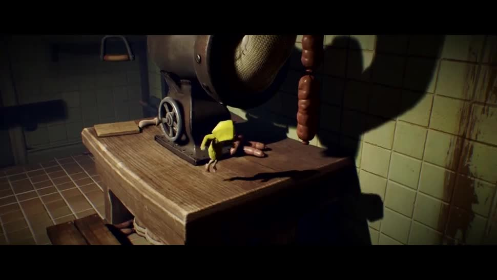 Trailer, Gamescom, Bandai Namco, Gamescom 2016, Hunger, Little Nightmares