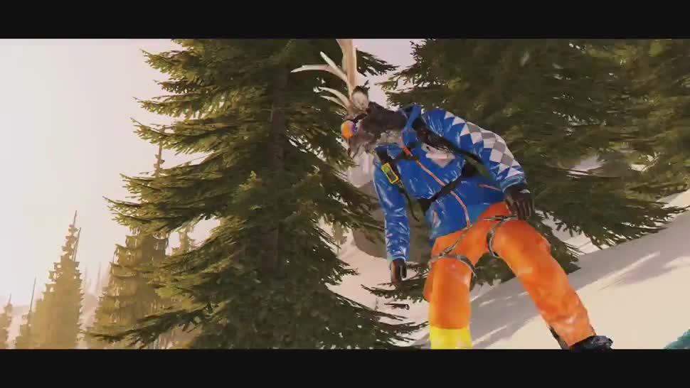 Trailer, Ubisoft, Gamescom, Sport, Gamescom 2016, Sportspiel, Steep