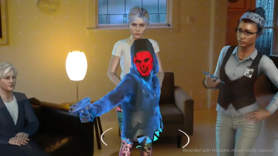 HoloLens: Fragments bringt Kriminalgeschichte ins eigene Wohnzimmer