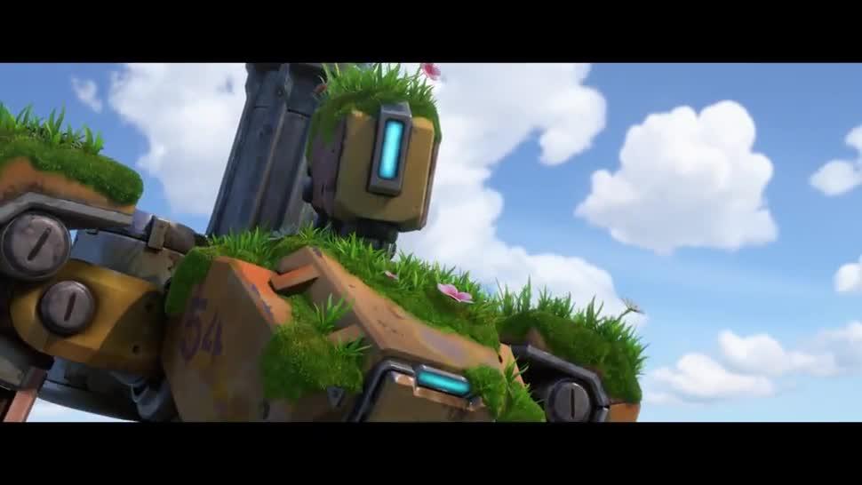 Trailer, Gamescom, Blizzard, Online-Spiele, Online-Shooter, Overwatch, Kurzfilm, Gamescom 2016