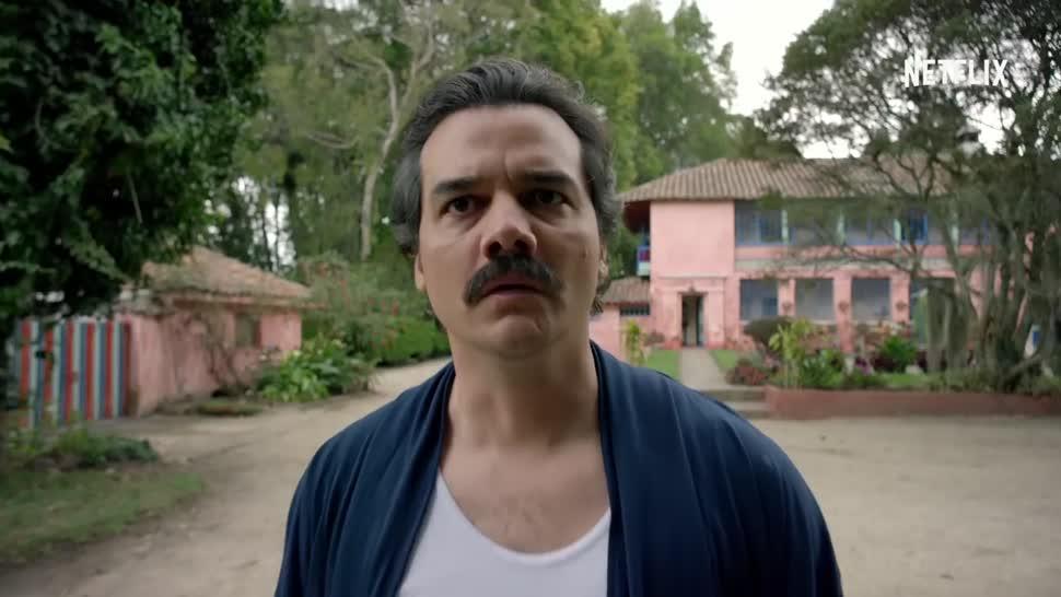 Trailer, Netflix, Serie, Narcos, Pablo Escobar