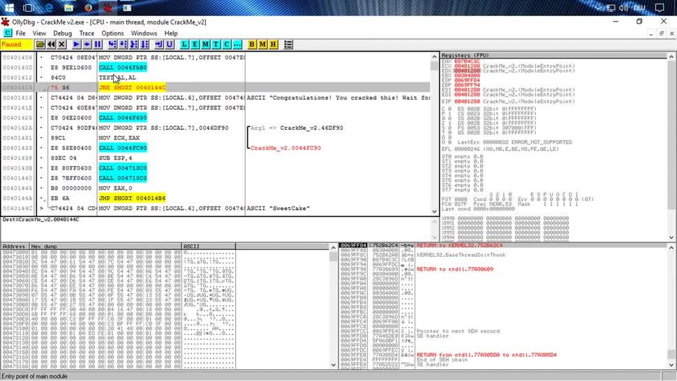 Windows 10, SemperVideo, Quellcode, Programmierung, Reverse Engineering