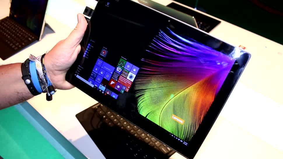 Tablet, Lenovo, Ifa, 2-in-1, IFA 2016, Miix 510