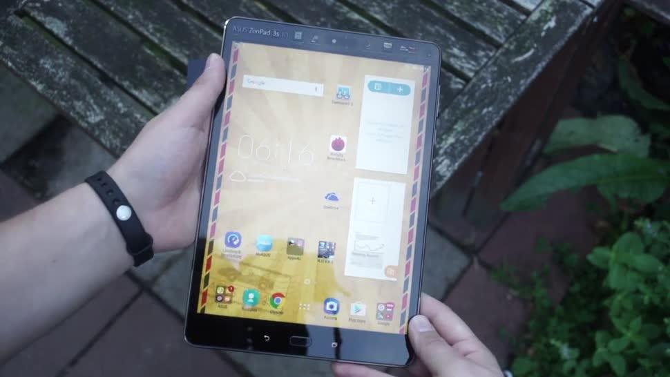 Android, Tablet, Test, Asus, Andrzej Tokarski, Tabletblog, Zenpad, Asus ZenPad 3S 10, ZenPad 3S 10, ZenPad 3S, Asus ZenPad 3S