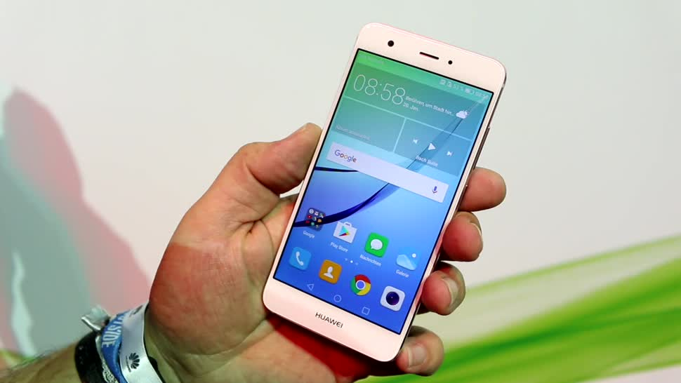 Smartphone, Android, Huawei, Hands-On, Ifa, Hands on, IFA 2016, Huawei Nova