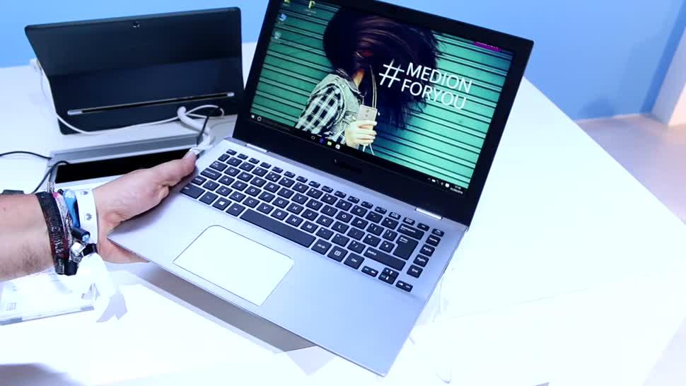 Notebook, Laptop, Ifa, Medion, IFA 2016, Medion Akoya, Medion Akoya S3409, Akoya S3409