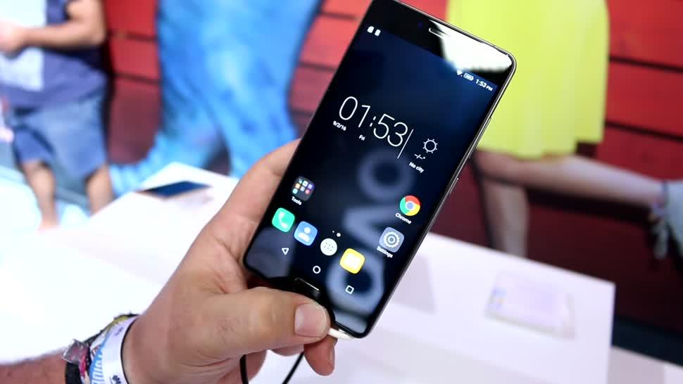 Smartphone, Android, Lenovo, Ifa, IFA 2016, Vibe P2