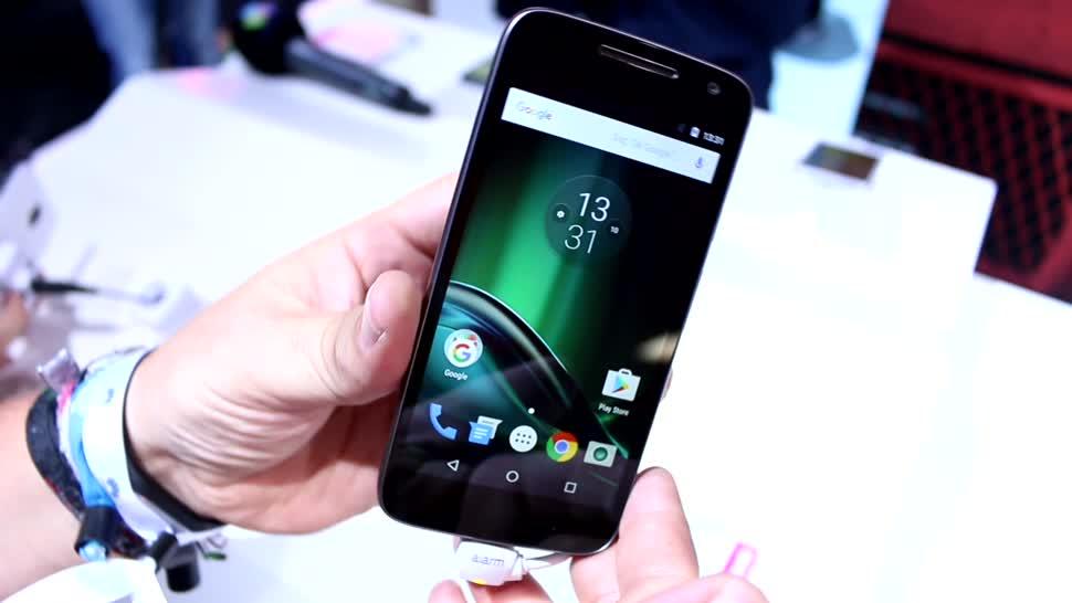 Smartphone, Android, Ifa, Motorola, IFA 2016, Moto G4 Play