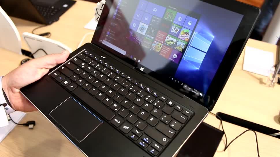 Windows 10, Tablet, Ifa, IFA 2016, Trekstor