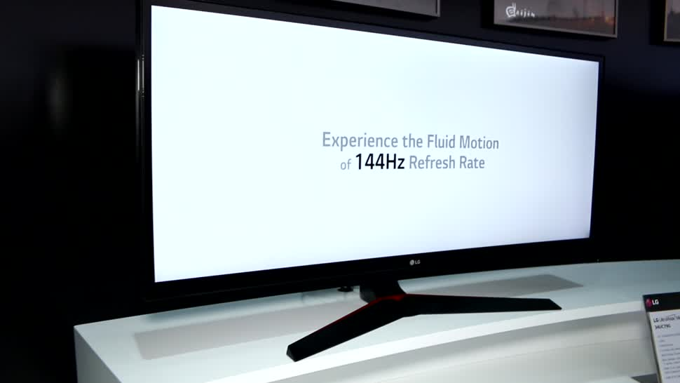 Display, Ifa, IFA 2016, LG Display, curved, Ultrawide