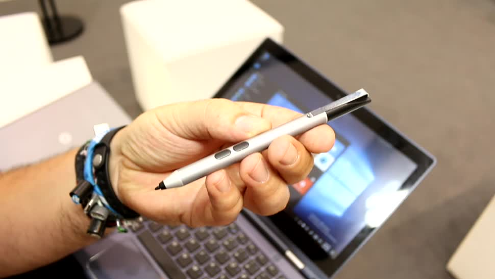 Windows 10, Hands-On, Hands on, Convertible, Stylus, Digitizer, Odys