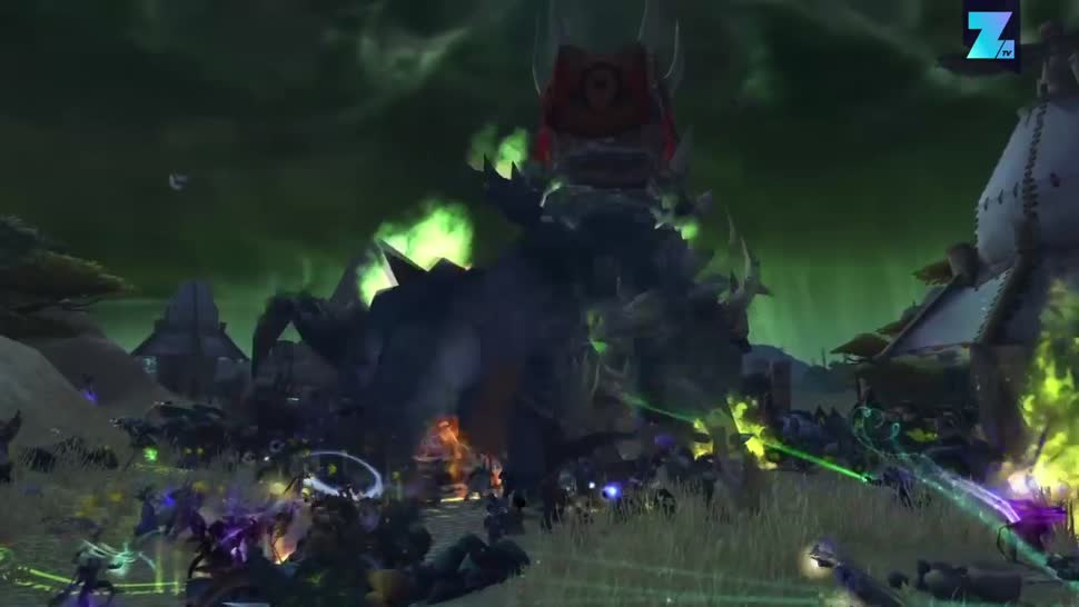 Zoomin, Online-Spiele, Blizzard, Mmo, Mmorpg, Online-Rollenspiel, World of Warcraft, World of Warcraft: Legion
